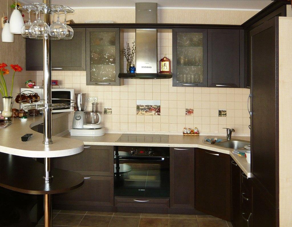 Дизайн кухню своими руками фото